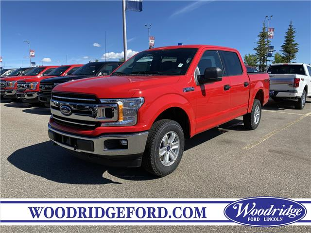 2020 Ford F-150 XLT (Stk: L-933) in Calgary - Image 1 of 5