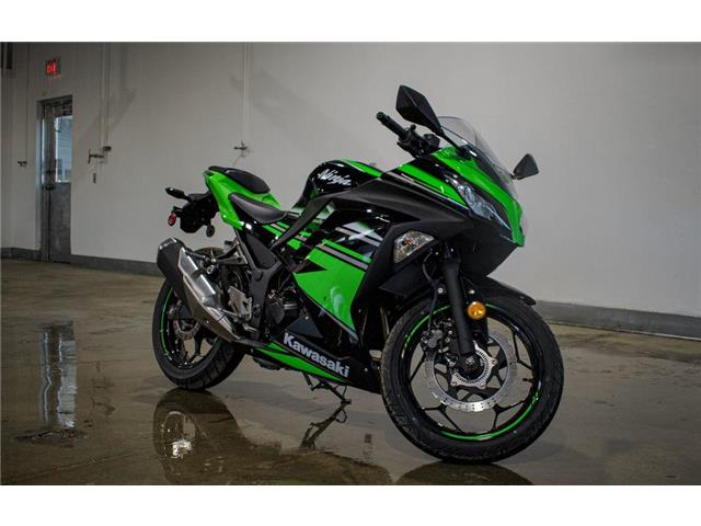 2017 Kawasaki Ninja 300 ABS Kawasaki Racing Team Edition  (Stk: 35190) in SASKATOON - Image 1 of 7