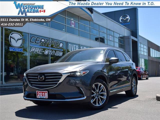 2018 Mazda CX-9 Signature (Stk: P4132) in Etobicoke - Image 1 of 30