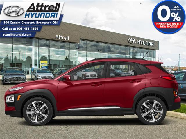 2020 Hyundai Kona 1.6T Ultimate AWD w/Red Colour Pack (Stk: 34863) in Brampton - Image 1 of 1