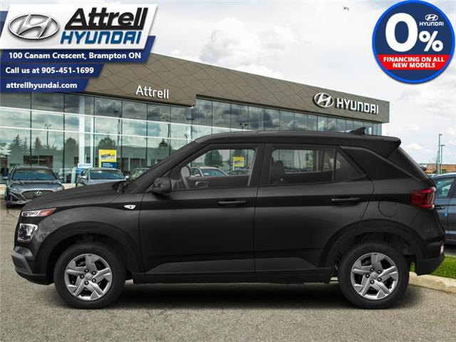 2020 Hyundai Venue Ultimate Black (Stk: 35092) in Brampton - Image 1 of 1