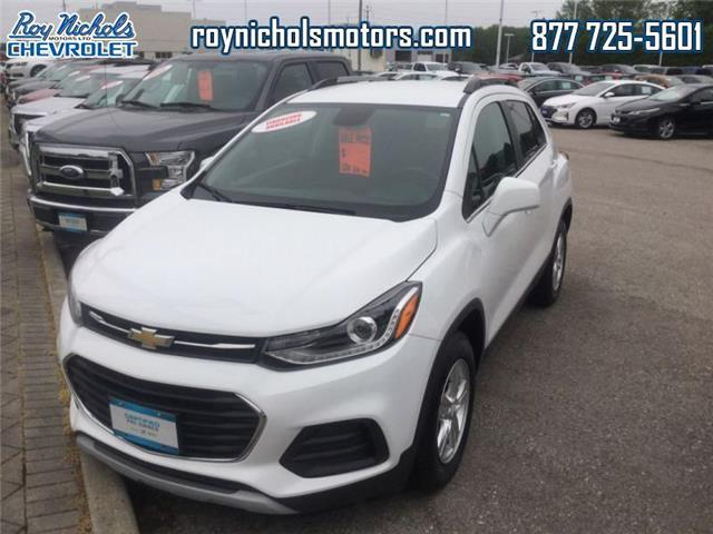 2017 Chevrolet Trax LT (Stk: W138A) in Courtice - Image 1 of 13