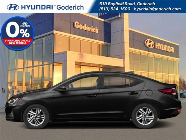 2020 Hyundai Elantra Preferred w/Sun & Safety Package IVT (Stk: Z2035) in Goderich - Image 1 of 1