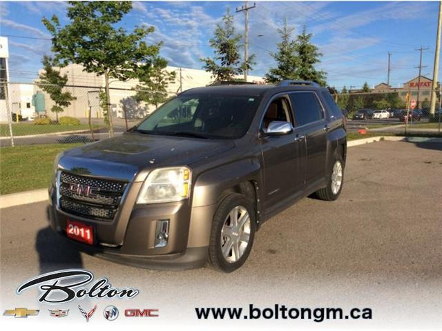 2011 GMC Terrain SLT-2 (Stk: LD033118A) in Bolton - Image 1 of 12