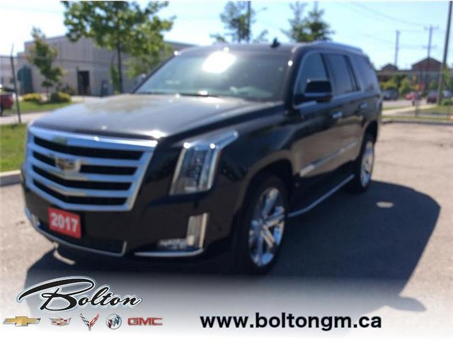 2017 Cadillac Escalade Luxury (Stk: 1369P) in Bolton - Image 1 of 12