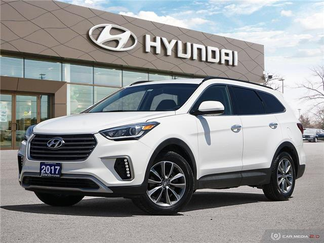 2017 Hyundai Santa Fe XL Base (Stk: 70902) in London - Image 1 of 27