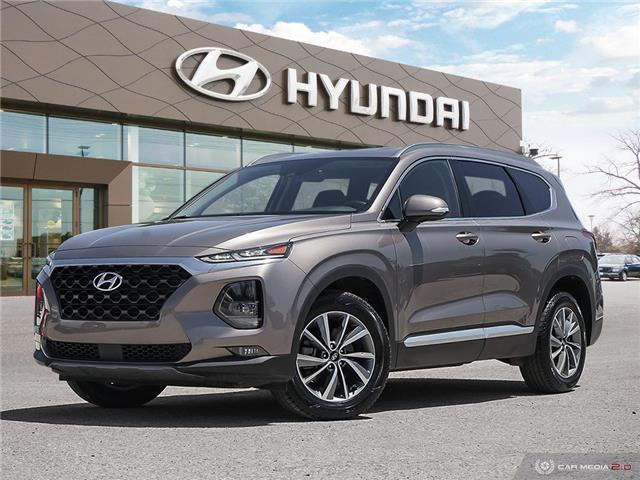 2019 Hyundai Santa Fe Preferred 2.4 (Stk: 94395) in London - Image 1 of 27