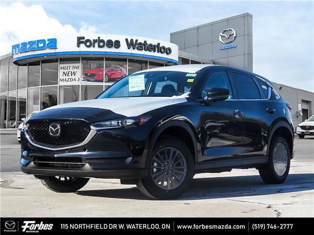 2020 Mazda CX-5 GS (Stk: M6863) in Waterloo - Image 1 of 12