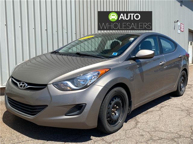 2013 Hyundai Elantra GL (Stk: S6420B) in Charlottetown - Image 1 of 16