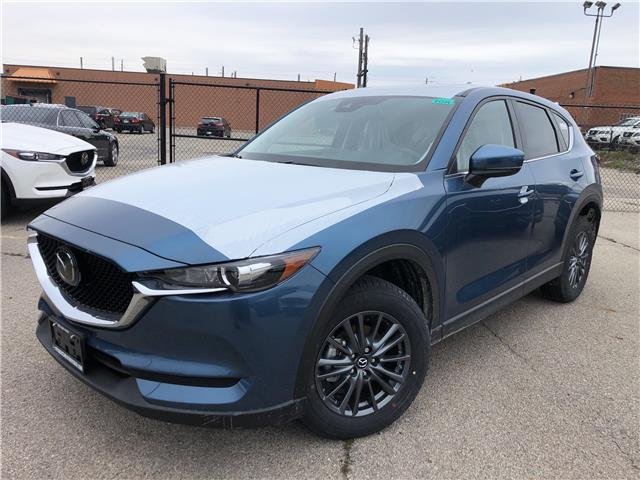 2020 Mazda CX-5 GS (Stk: SN1619) in Hamilton - Image 1 of 17