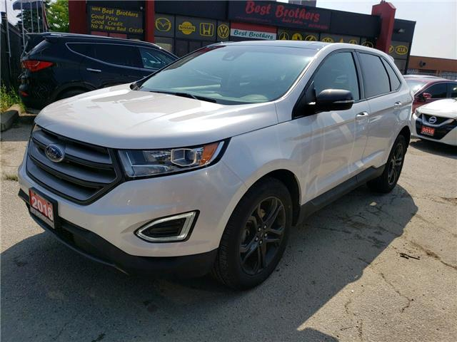 2018 Ford Edge SEL (Stk: c03413) in Toronto - Image 1 of 12