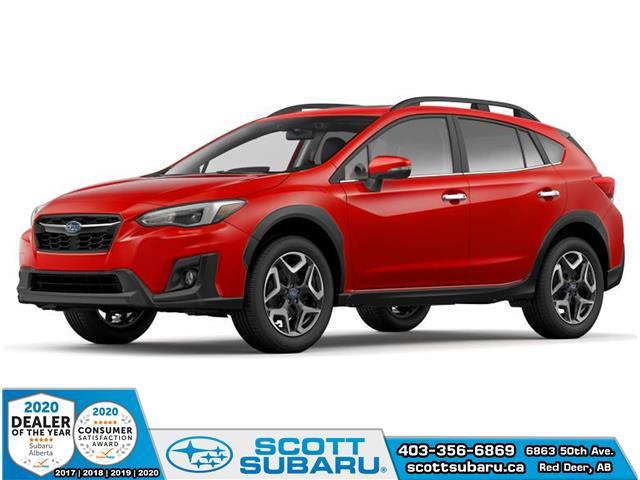 2020 Subaru Crosstrek Limited (Stk: 235662) in Red Deer - Image 1 of 4