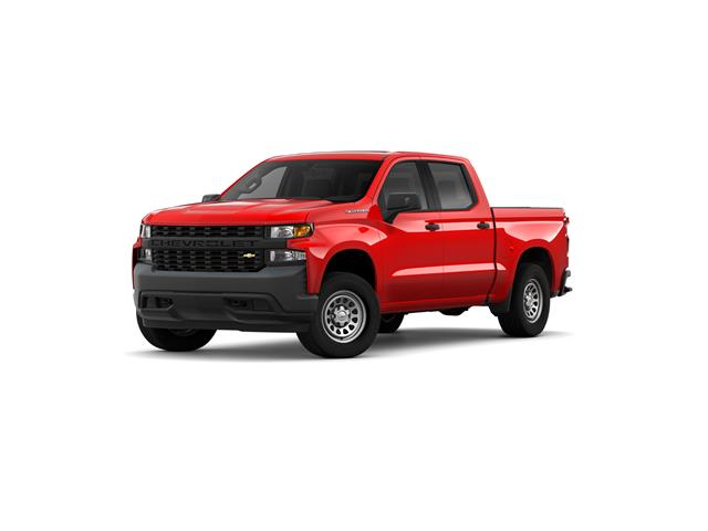 2020 Chevrolet Silverado LT TrailBoss (Stk: 41716) in Philipsburg - Image 1 of 1