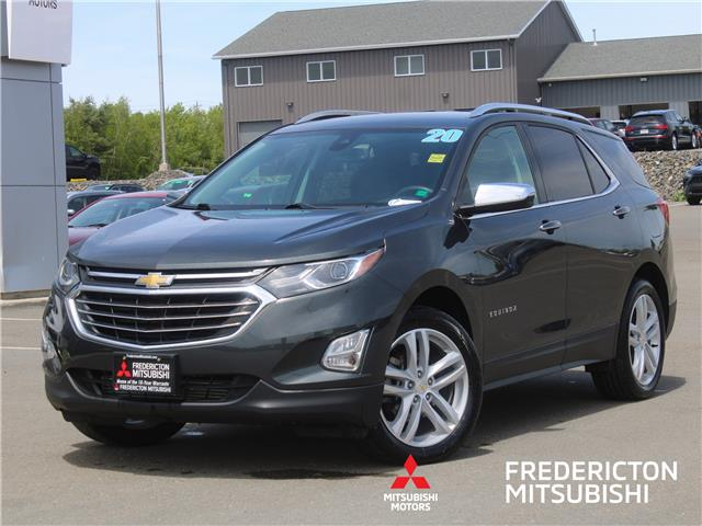 2020 Chevrolet Equinox Premier (Stk: 200697A) in Fredericton - Image 1 of 14