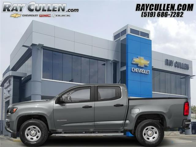 2020 Chevrolet Colorado Z71 (Stk: 132374) in London - Image 1 of 1