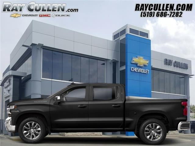 2020 Chevrolet Silverado 1500 Silverado Custom (Stk: 134105) in London - Image 1 of 1