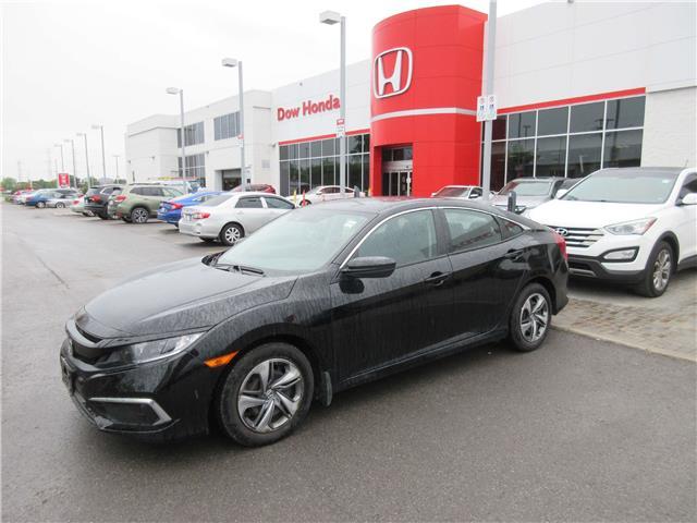 2019 Honda Civic LX (Stk: 28085LB) in Ottawa - Image 1 of 1