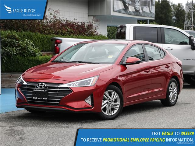 2019 Hyundai Elantra Preferred (Stk: 199851) in Coquitlam - Image 1 of 17