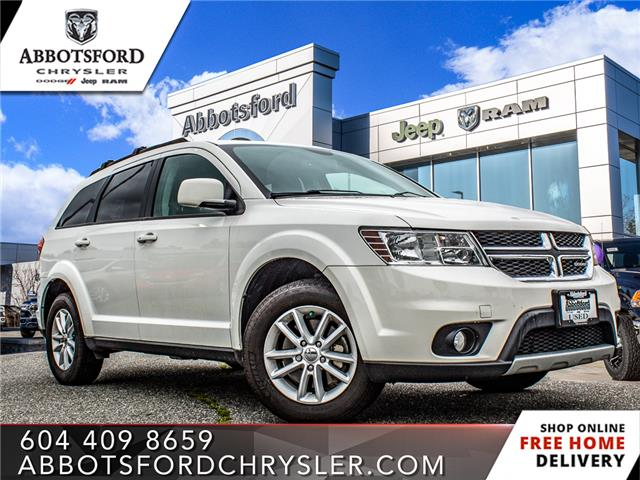 2016 Dodge Journey SXT/Limited (Stk: AB1052A) in Abbotsford - Image 1 of 26
