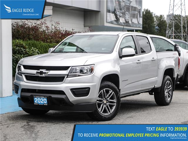 2020 Chevrolet Colorado WT (Stk: 08148A) in Coquitlam - Image 1 of 16