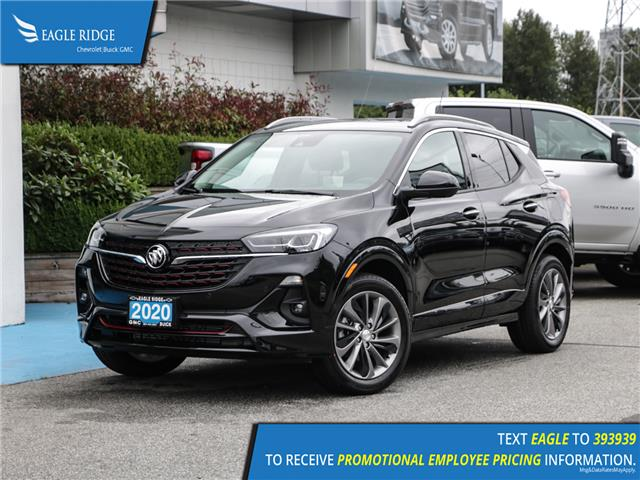2020 Buick Encore GX Essence (Stk: 06617A) in Coquitlam - Image 1 of 20