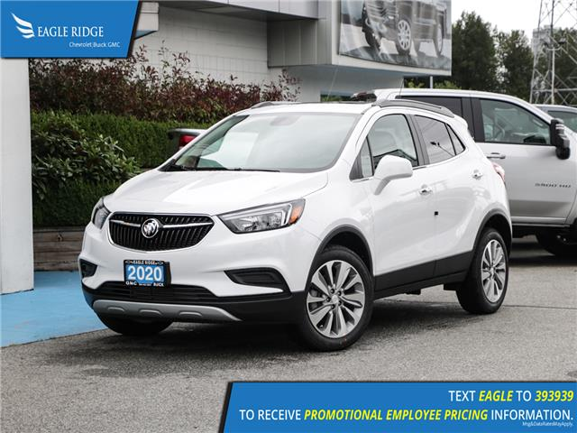 2020 Buick Encore Preferred (Stk: 06616A) in Coquitlam - Image 1 of 17