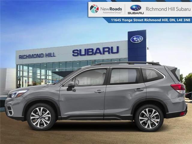 2020 Subaru Forester Limited (Stk: 34511) in RICHMOND HILL - Image 1 of 1