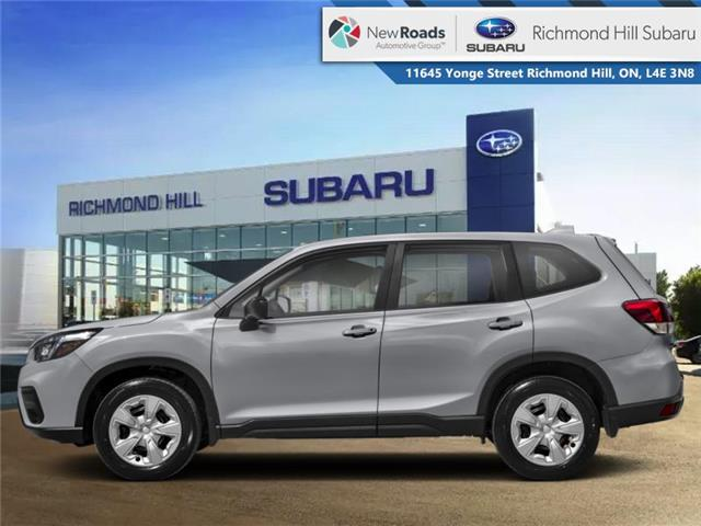2020 Subaru Forester Convenience (Stk: 34508) in RICHMOND HILL - Image 1 of 1