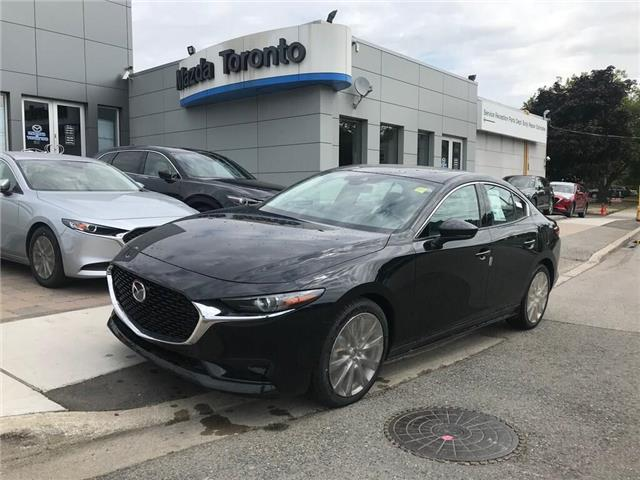 2019 Mazda Mazda3 GT (Stk: DEMO82095) in Toronto - Image 1 of 16