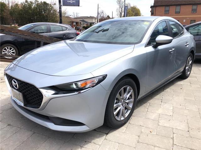 2019 Mazda Mazda3 GX (Stk: P2684) in Toronto - Image 1 of 21
