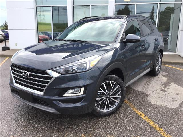 2020 Hyundai Tucson Luxury (Stk: H12392) in Peterborough - Image 1 of 30