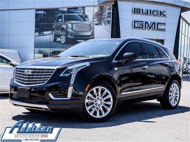 2017 Cadillac XT5 Platinum (Stk: U167209) in Mississauga - Image 1 of 29