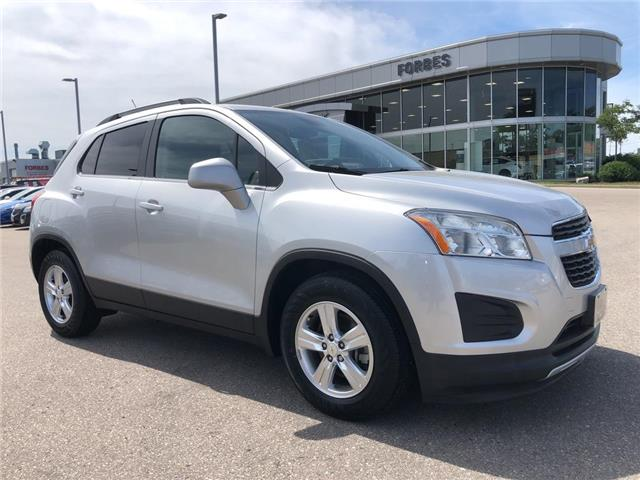 2015 Chevrolet Trax 1LT (Stk: 114235) in Waterloo - Image 1 of 26