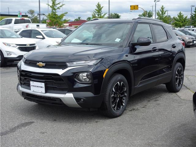 2021 Chevrolet TrailBlazer LT (Stk: 1200020) in Langley City - Image 1 of 6