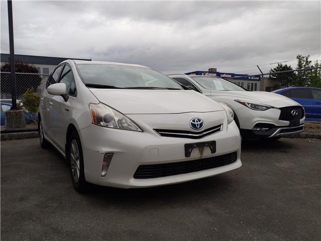 2013 Toyota Prius v Base (Stk: L185393B) in Surrey - Image 1 of 1