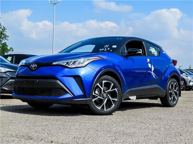 2020 Toyota C-HR XLE Premium (Stk: 05266) in Waterloo - Image 1 of 16