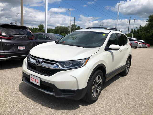 2018 Honda CR-V LX (Stk: 20895A) in Cambridge - Image 1 of 11