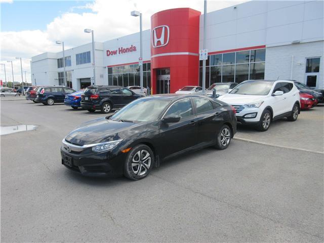 2016 Honda Civic LX (Stk: SS3838) in Ottawa - Image 1 of 1