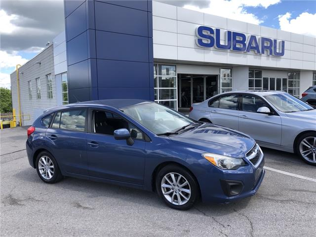 2012 Subaru Impreza 2.0i Touring Package (Stk: P590A) in Newmarket - Image 1 of 1