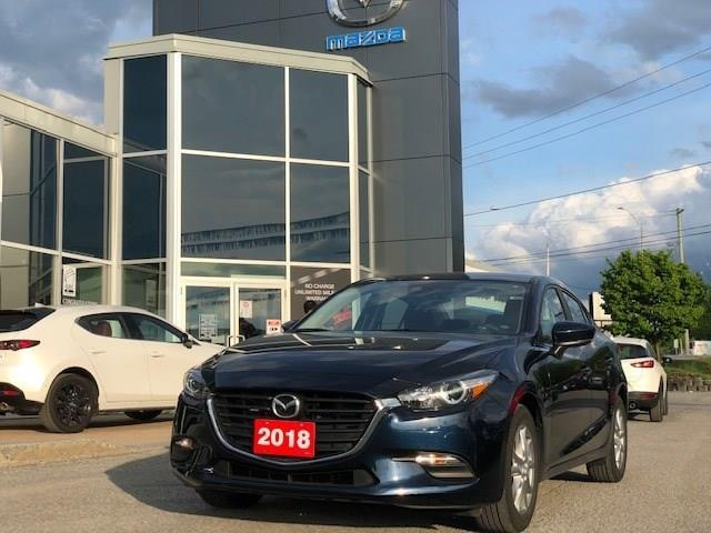 2018 Mazda Mazda3 GS (Stk: 214511) in Gloucester - Image 1 of 16