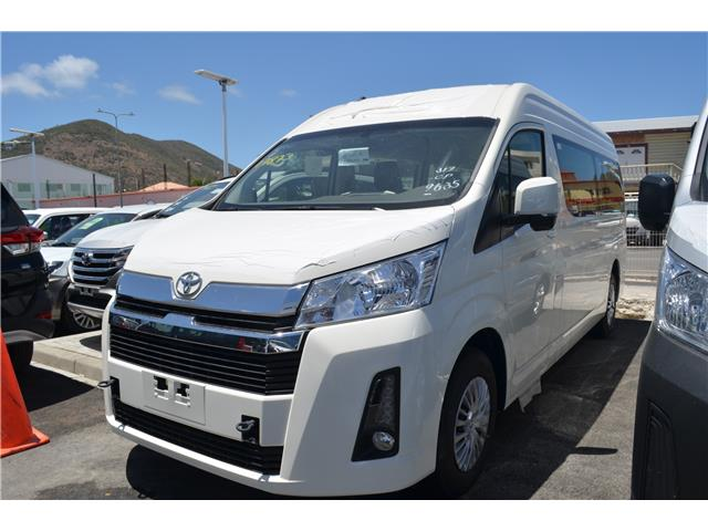 2020 Toyota HiAce High Roof Commuter GL (Stk: 17813) in Philipsburg - Image 1 of 14
