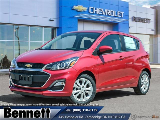 2019 Chevrolet Spark 1LT CVT (Stk: 190342) in Cambridge - Image 1 of 23