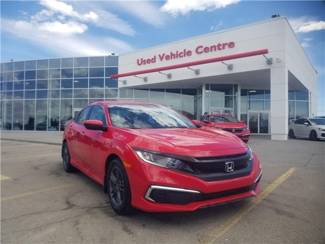 2019 Honda Civic LX (Stk: U204123) in Calgary - Image 1 of 25