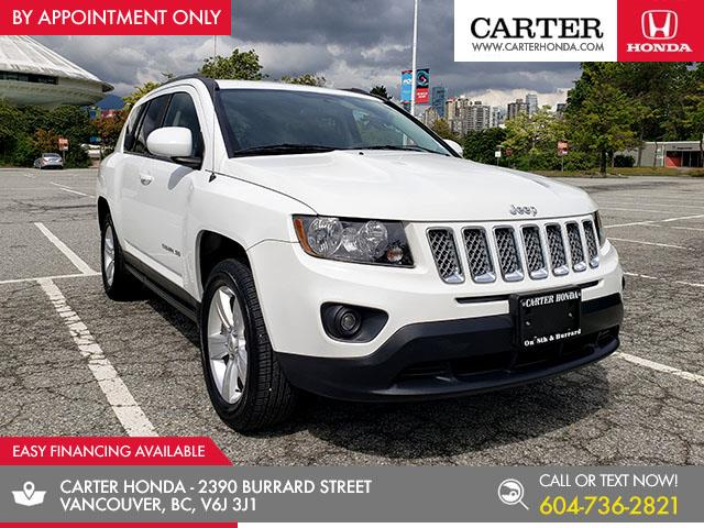 2014 Jeep Compass Sport/North (Stk: B25361A) in Vancouver - Image 1 of 23