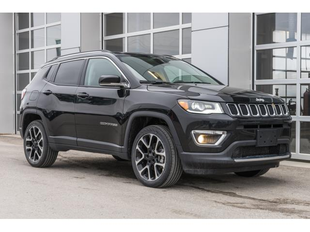 2020 Jeep Compass Limited (Stk: 43446) in Innisfil - Image 1 of 27