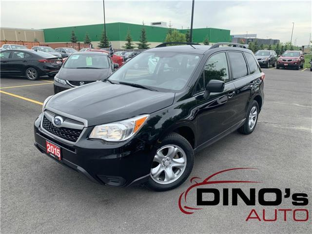 2015 Subaru Forester 2.5i (Stk: 501531) in Orleans - Image 1 of 25