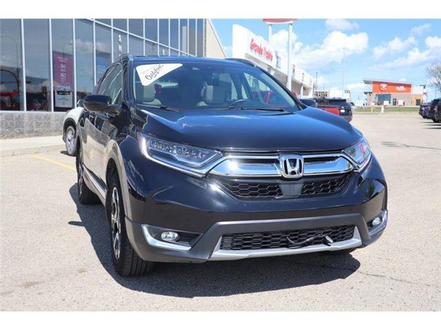 2017 Honda CR-V Touring (Stk: 20-070A) in Grande Prairie - Image 1 of 24