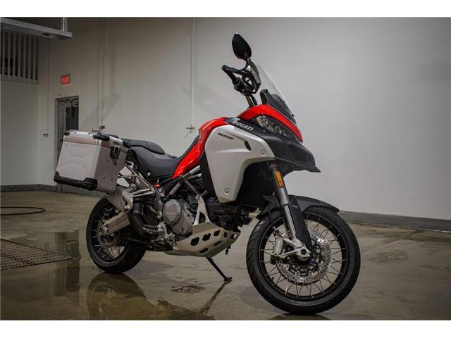 2018 Ducati Multistrada 1200 Enduro Red  (Stk: 35763) in SASKATOON - Image 1 of 7