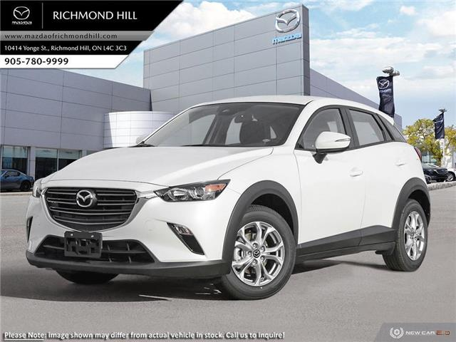2020 Mazda CX-3 GS (Stk: 20-147) in Richmond Hill - Image 1 of 23