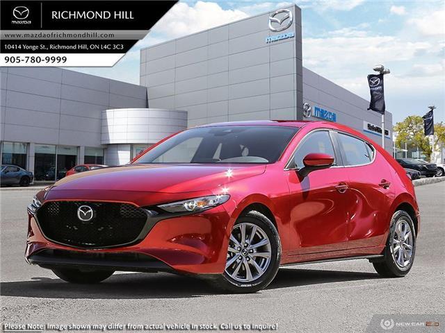 2020 Mazda Mazda3 Sport GS (Stk: 20-337) in Richmond Hill - Image 1 of 11